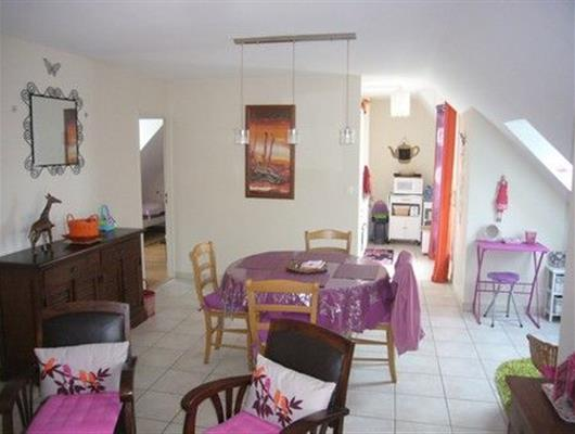 Appartement Lancieux centre bourg