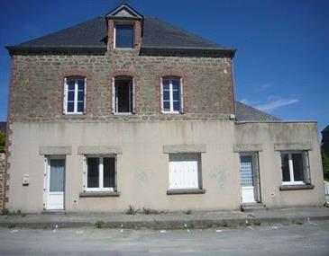 Maison Lancieux centre bourg